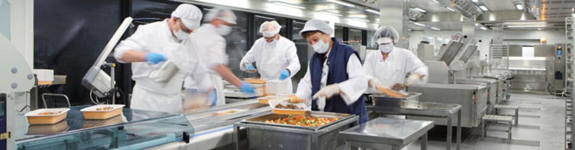 Industri køkken